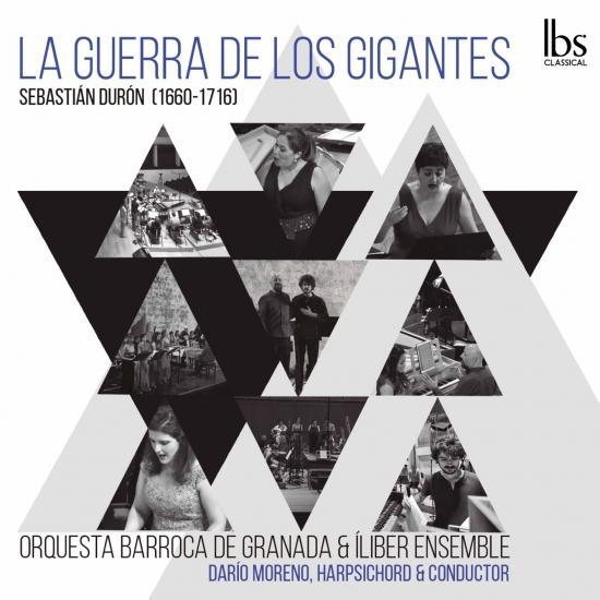Cover Durón: La guerra de los gigantes