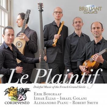 Cover Le Plaintif
