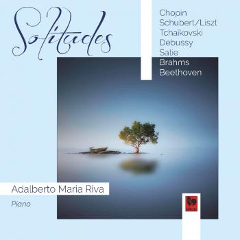 Cover Solitudes: Chopin - Debussy - Satie - Brahms - Beethoven