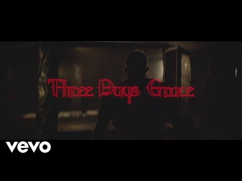 Video Three Days Grace - The Mountain (Video)