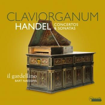 Cover Handel: Claviorganum (Concertos & Sonatas)