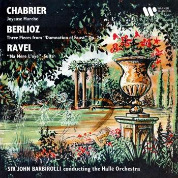 Cover Chabrier: Joyeuse marche - Berlioz: La Damnation de Faust - Ravel: Ma mère l'Oye