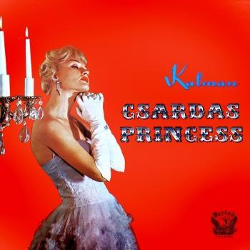 Cover Csardas Princess (Remastered)