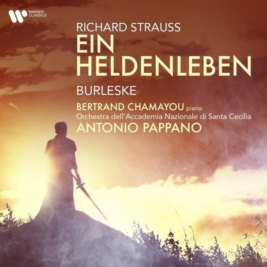Cover Strauss, R.: Ein Heldenleben & Burleske