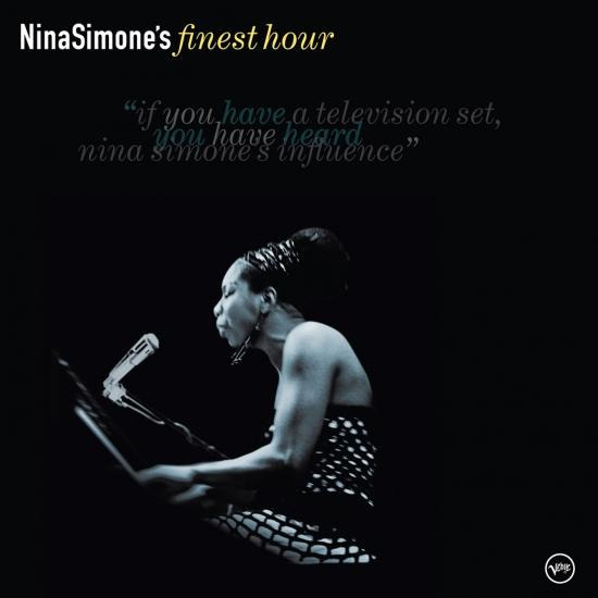 Cover Nina Simone's Finest Hour (Remastered)