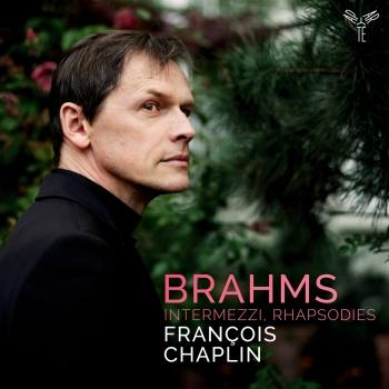 Cover Brahms: Intermezzi, Rhapsodies