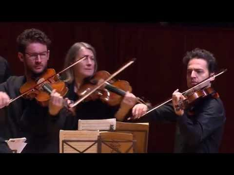 Video Bach - Contrapunctus 1-4 (The Art Of Fugue) - Australian Chamber Orchestra & Richard Tognetti