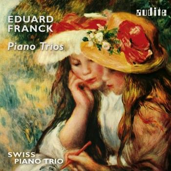 Cover Eduard Franck: Piano Trios