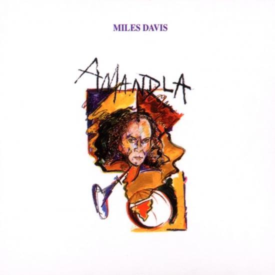 Cover Amandla (Remastered)