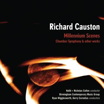Cover Causton: Millennium Scenes