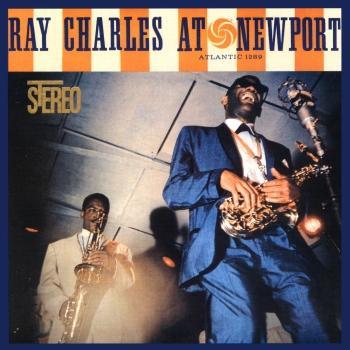 Cover Ray Charles At Newport