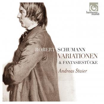 Cover Schumann: Variationen & Fantasiestücke