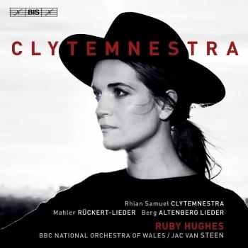 Cover Clytemnestra: Orchestral Songs