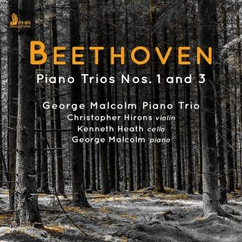Cover Beethoven: Piano Trios Nos. 1 & 3