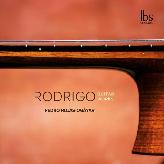 Cover Rodrigo: Guitar Works