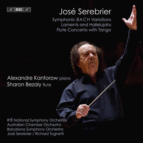 Cover José Serebrier: Orchestral Works