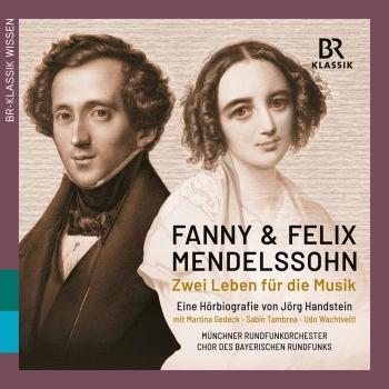 Cover Fanny & Felix Mendelssohn: Zwei Leben für die Musik