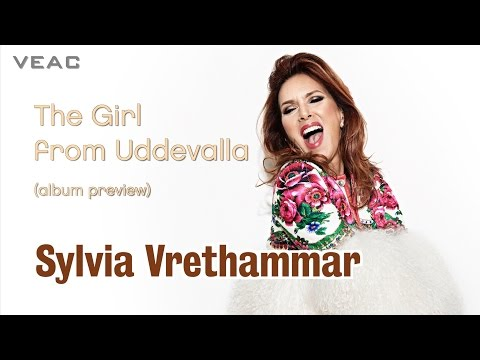 Video Sylvia Vrethammar - The Girl from Uddevalla - Album Teaser (Official)