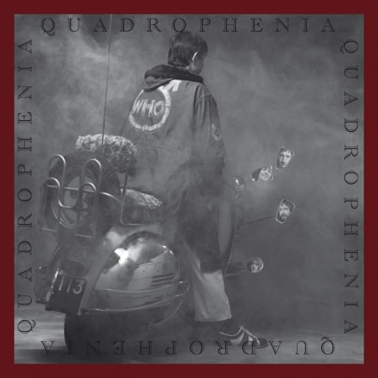 Cover Quadrophenia (Super Deluxe Edition)