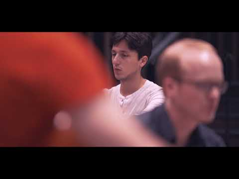 Video À Deux Pianos: Guillaume Bellom, Ismaël Margain