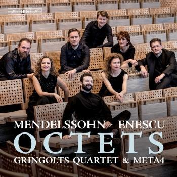 Cover Mendelssohn & Enescu: Octets