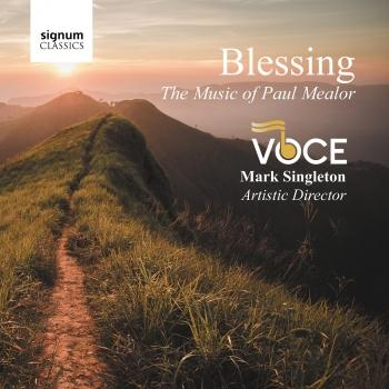 Cover Blessing: The Music of Paul Mealor