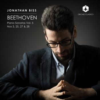 Cover Beethoven: Piano Sonatas, Vol. 5