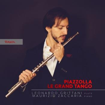 Cover Piazzolla: Le Grand Tango & Other Works (Arr. for Flute & Piano)