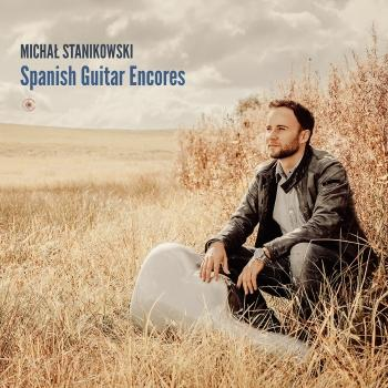 Cover Spanish Guitar Encores