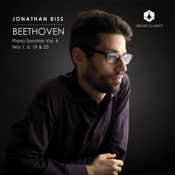 Cover Beethoven: Piano Sonatas, Vol. 4