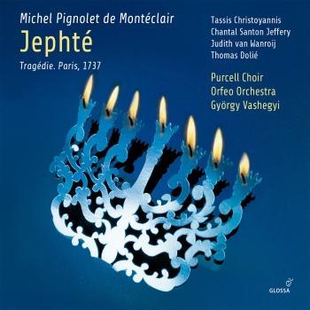Cover Montéclair: Jephté