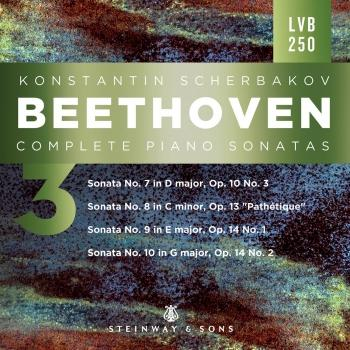 Cover Beethoven: Complete Piano Sonatas, Vol. 3