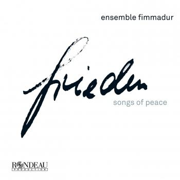 Cover Frieden: Songs of Peace