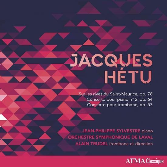 Cover Hétu: Concertos