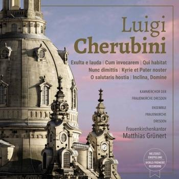 Cover Cherubini: Sacred Works
