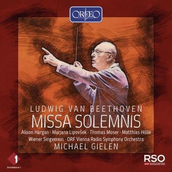 Cover Beethoven: Missa solemnis, Op. 123