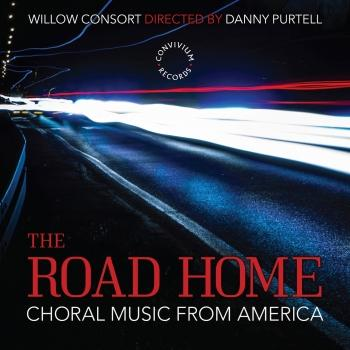 Cover The Road Home: Choral Music from America