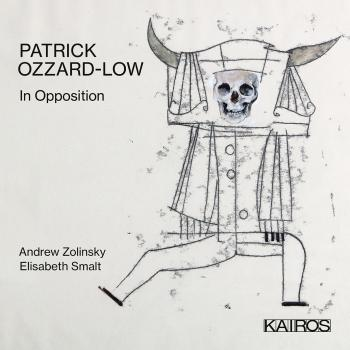 Cover Patrick Ozzard-Low: In Opposition