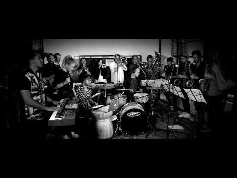 Video Jazzrausch Bigband – Dancing Wittgenstein | Sofar NYC