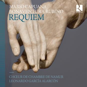 Cover Capuana & Rubino Requiem