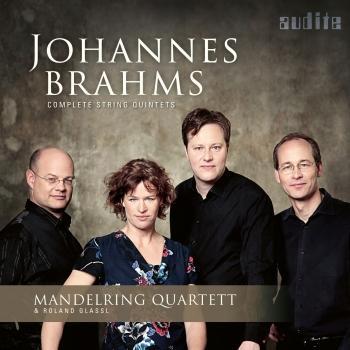 Cover Brahms: Complete String Quintets