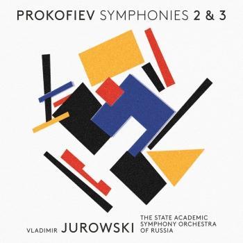 Cover Prokofiev: Symphonies Nos. 2 & 3