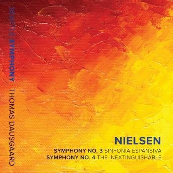 Cover Nielsen: Symphonies Nos. 3 & 4