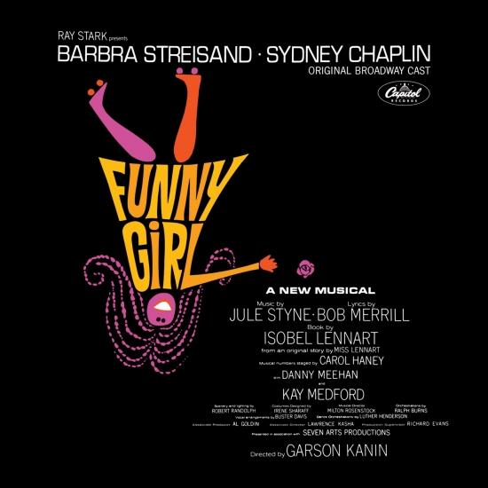 Cover Funny Girl Original Broadway Cast (50th Anniversary Edition)