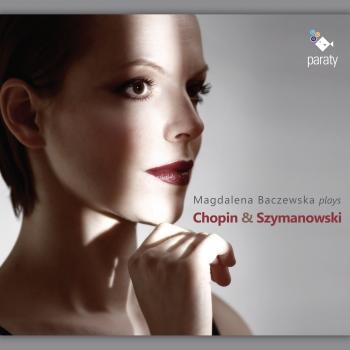 Cover Magdalena Baczewska plays Chopin & Szymanowski