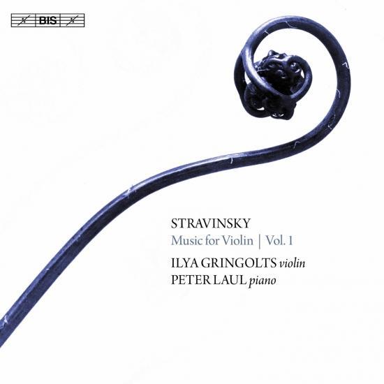 Cover Stravinsky: Music for Violin, Vol. 1