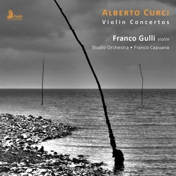 Cover Curci: Violin Concertos (Remastered)