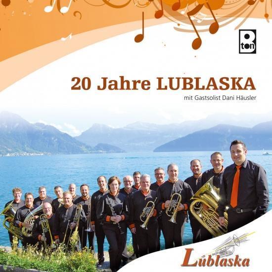 Cover 20 Jahre Lublaska