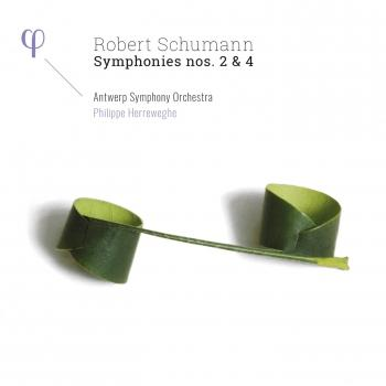 Cover Schumann: Symphonies Nos. 2 & 4