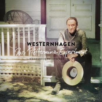 Cover Das Pfefferminz-Experiment (Woodstock-Recordings Vol.1)
